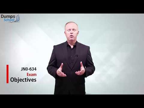 Juniper JN0-634 Dumps - Security, Professional (JNCIP-SEC) JN0-634 Exam Dumps