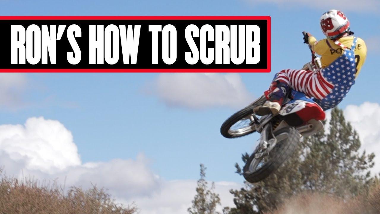 Ron's How To Scrub