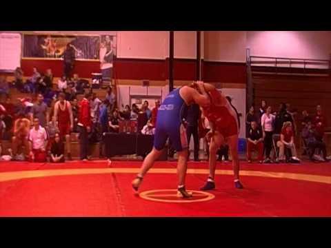 2014 Guelph Open: 125 kg Korey Jarvis vs. CJ Thoms