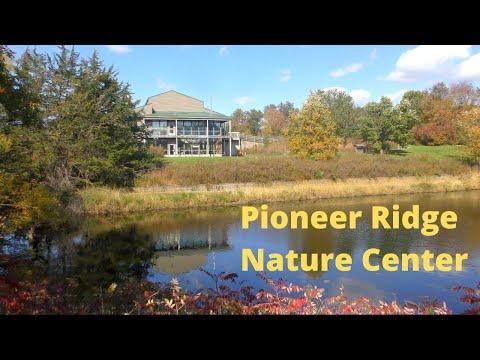Pioneer Ridge Nature Center, Wapello County Iowa - Park Travel Review
