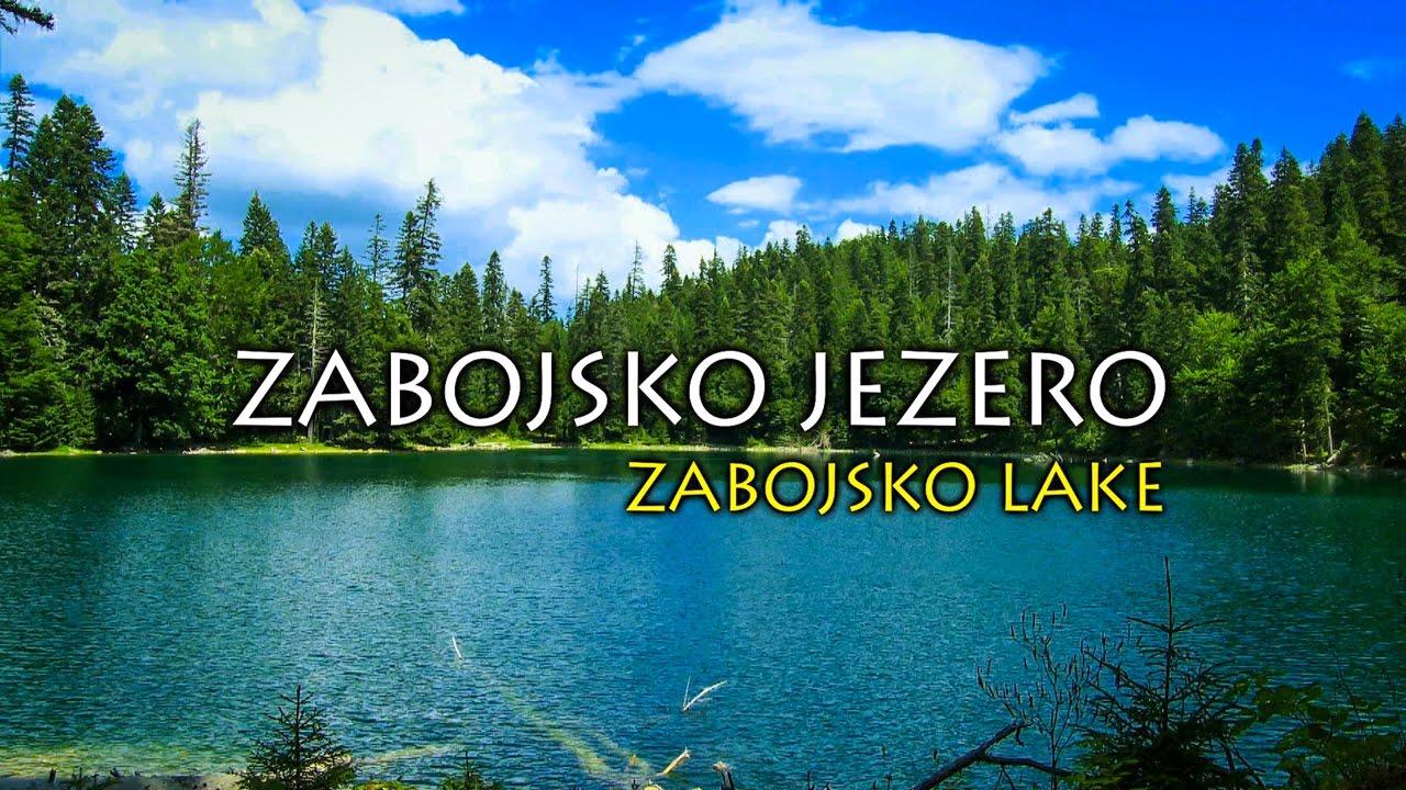 Crnom Gorom: Zabojsko Jezero - Zabojsko Lake in Montenegro HD