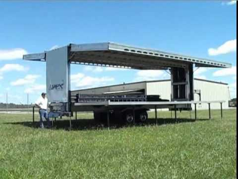 Apex Mobile Hydraulic Concert Stage Training Video