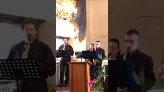 Saxophon Big Band Meiningen; Frei.Wild, Wie ein schützender Engel