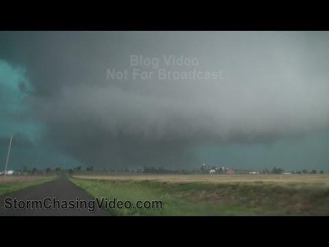 5/31/2013 Ben McMillan El Reno, OK  - Behind The Chase - Storm Chasing Video Blog - Vol 4