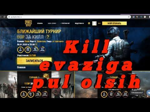 30ta KILL EVAZIGA BEPUL ROYALE PASS 11 SOTIB OLING