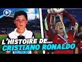 Le fabuleux destin de Cristiano Ronaldo, l'enfant de Madère devenu roi