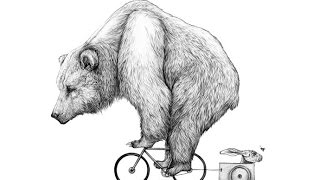 Медведь на велосипеде или моя не первая татуировка 4K(Видео о том, как мне сделали татуировку) Музыка Germany Germany – Frost www.mogupomogu.org., 2015-07-12T11:49:10.000Z)