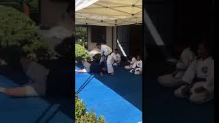 Self defence Demo