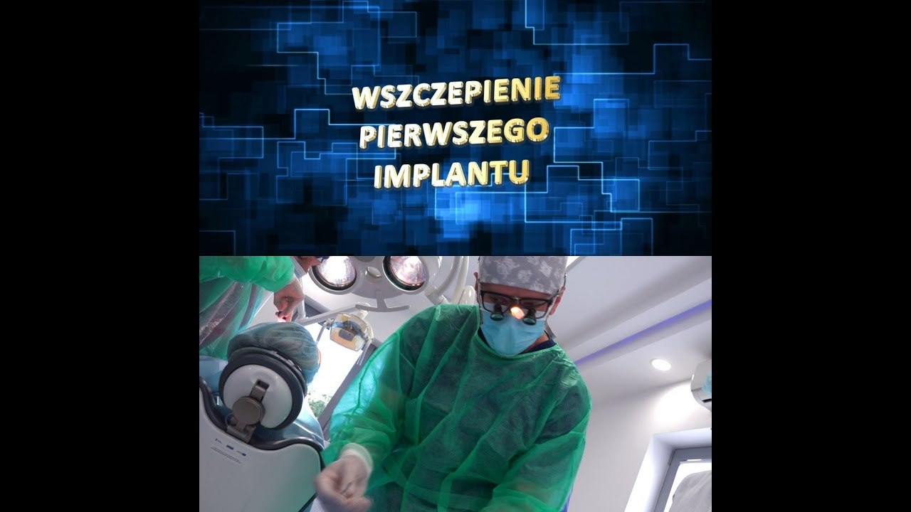 Practiculum Implantologii Sezon XB sesja 4 zabieg 4