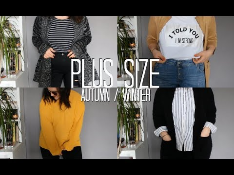 Plus Size and Curvy Outfit Ideas: Autumn/Winter (ITA) || maddie serban 9