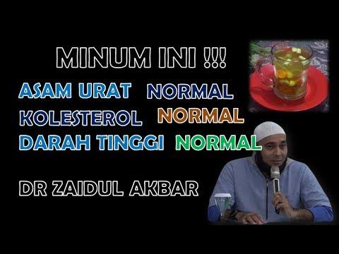 cara-alami-turunkan-kolesterol,-asam-urat-dan-darah-tinggi---dr-zaidul-akbar
