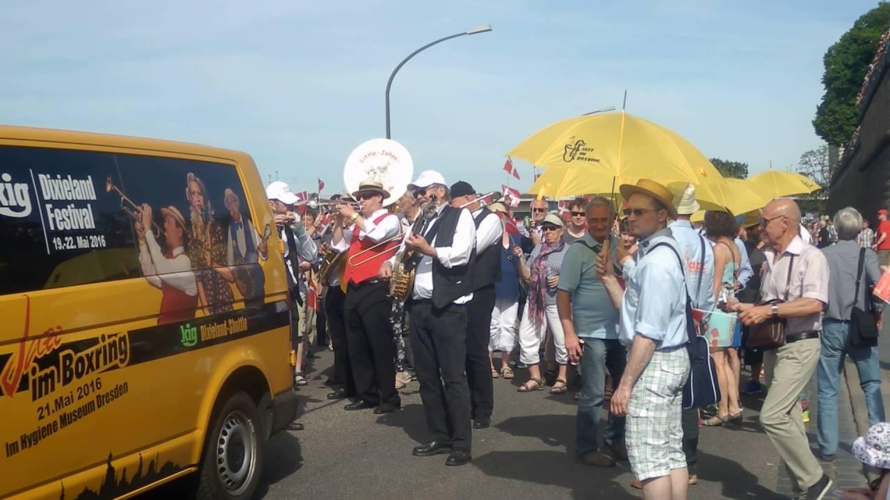 Dixieland Parade 2016 - Internationales Dixieland Festival