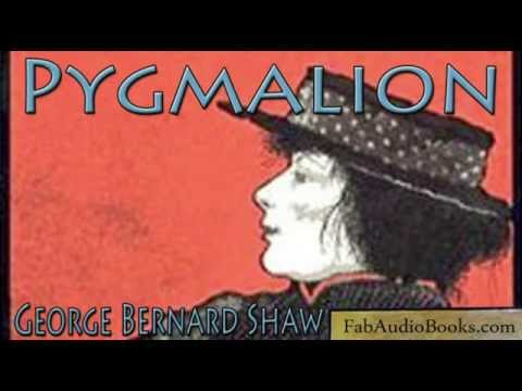 Comparing Pygmalion with the film My Fair lady