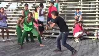 Capoeira -  Капоэйра на улицах Сальвадора