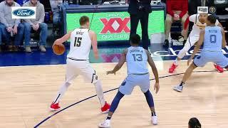 Denver Nuggets vs Memphis Grizzlies | December 28, 2019