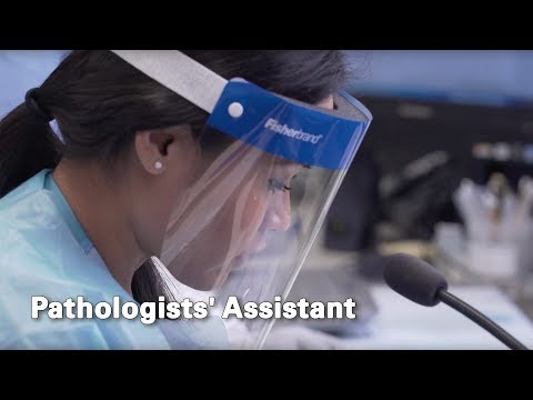 Pathologists' Assistant