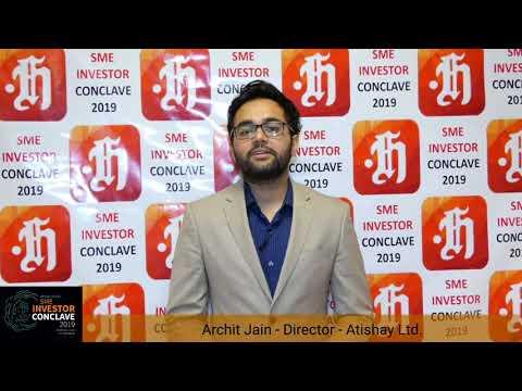 Hem Securities Investor Conclave 2019  – Atishay Ltd.