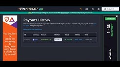 FireFaucet - Earn Unlimited Bitcoins Daily! 2020 (Legit)Proof withdraw