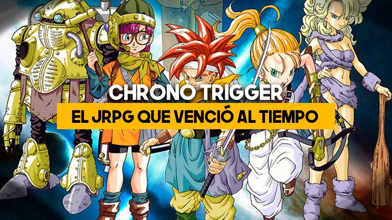 Chrono Trigger: el JRPG que venció al TIEMPO