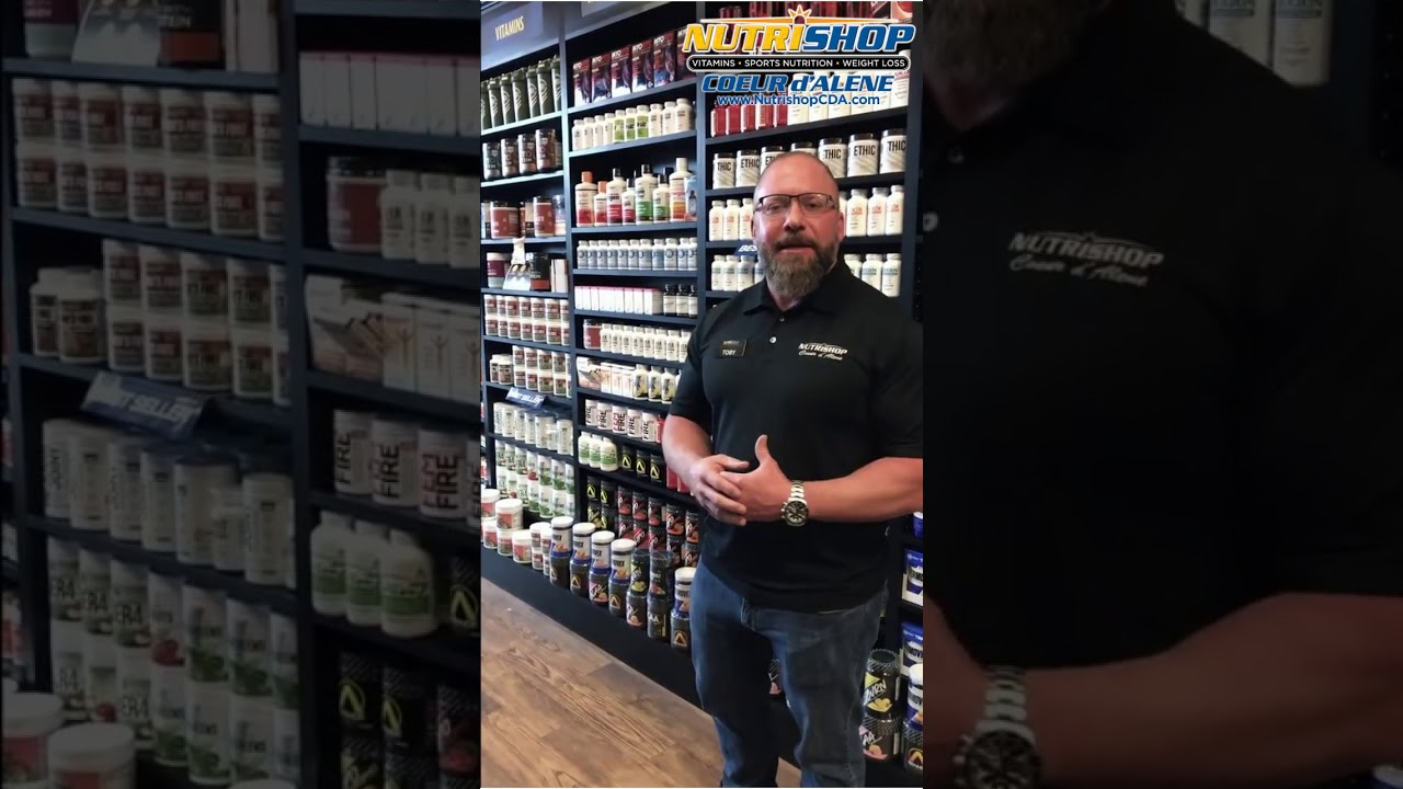 "Nutrishop CDA is a not your ""average"" supplement store!"