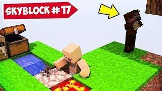 MİNECRAFT ama SKYBLOCK 17 😱 - Minecraft
