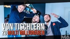 Von 30 Tausend Euro Schulden auf 10 Millionen Umsatz - Interview mit ViVa Brüder
