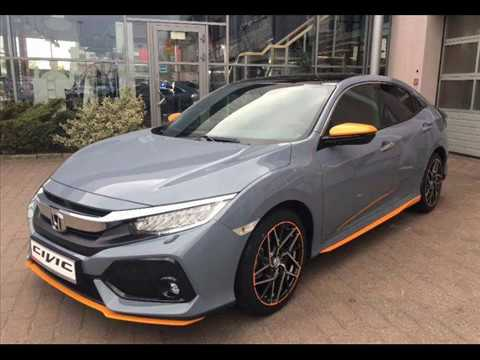 honda civic sport plus 1 5 i v turbo 182km aut miesi c youtube. Black Bedroom Furniture Sets. Home Design Ideas