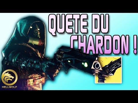 Destiny 2 - AVOIR LE CHARDON ! Localisation, Etapes & Astuces thumbnail