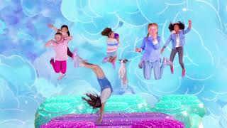Skech-Air Commercial for Girls