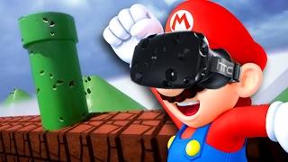 VR Mario Odyssey - Climbey