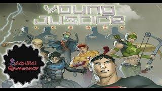 Young Justice: Legacy - Trailer Samurai Gameshop