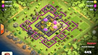 Clash of clans- my BIGGEST (BEST) LOOT / RAID ever with new loot system