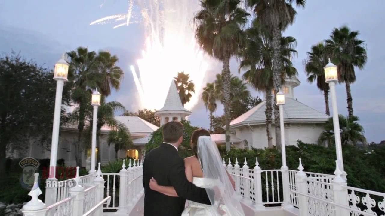 Disney Weddings at Walt Disney World