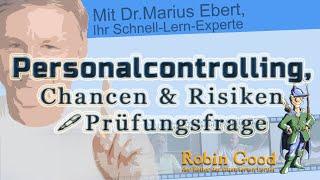 Personalcontrolling, Chancen u  Risiken