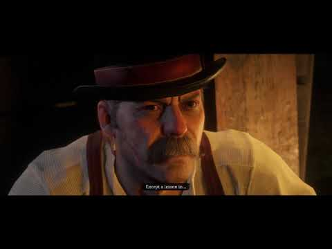 Red Dead Redemption 2 – Collect Dept from Chick Matthews & Lilly Millet