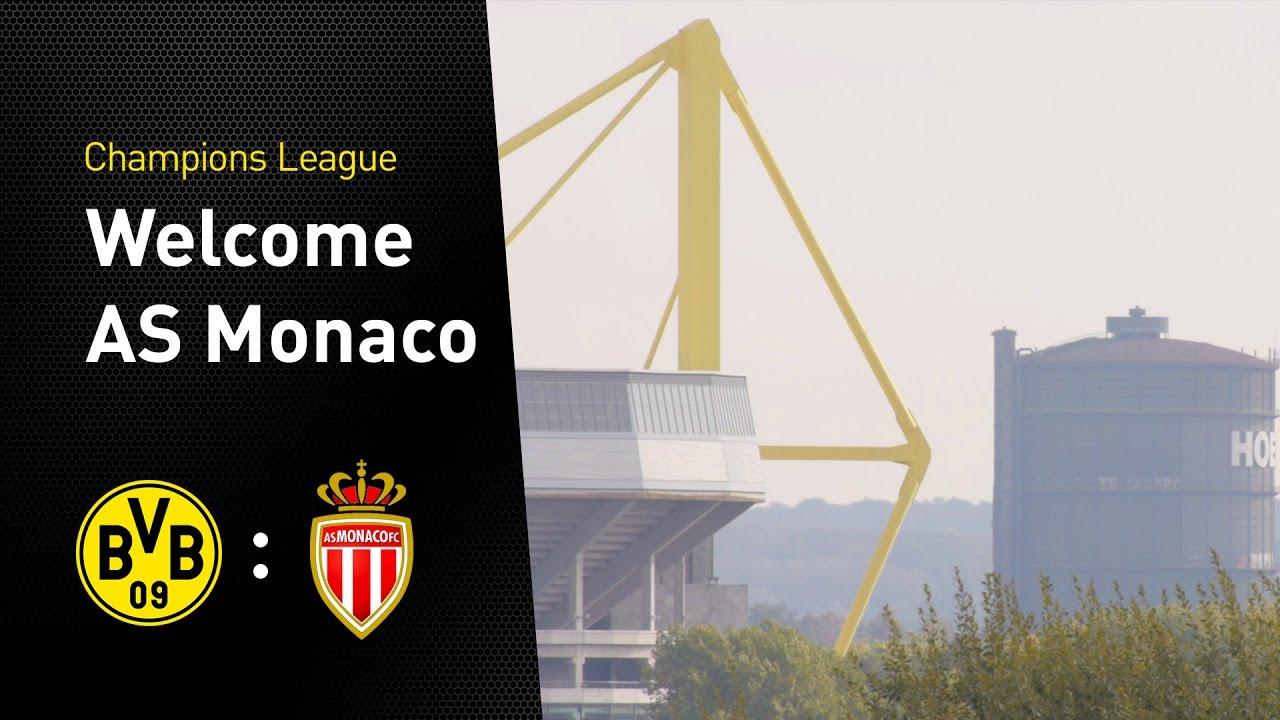 Countdown | Borussia Dortmund - AS Monaco