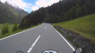 BMW F650GS - Riding in the Alps [HD]