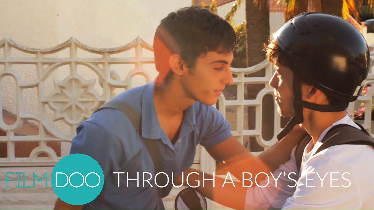 Through A Boys Eyes Shorts Compilation Trailer Gay Male Sexuality