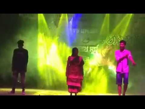 Bankura Aassa 2017  l l  stage dance performance  l l  Full HD