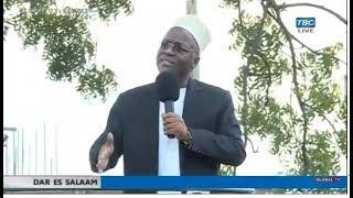 BREAKING: Rais Magufuli Asimama Barabarani Kuongea na Wananchi
