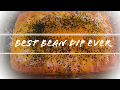 #beandip #simple #best Best Bean Dip Recipe