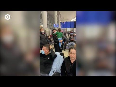 Сотни узбекистанцев застряли в Шереметьево | АЗИЯ | 29.12.20