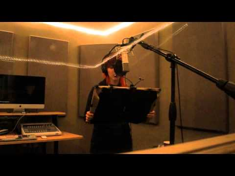 EEVEE SONG: Dodger at the Recording Booth!