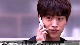 Eng Sub KARA Youngji and Kang Joon first meeting cut   Funny cut