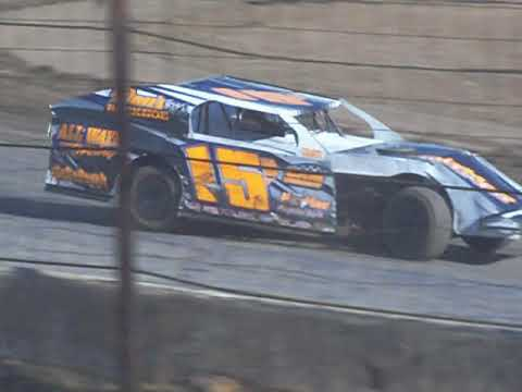 #15KD Steven McCollough  IMCA Modified Practice Barona Speedway 8-26-2017