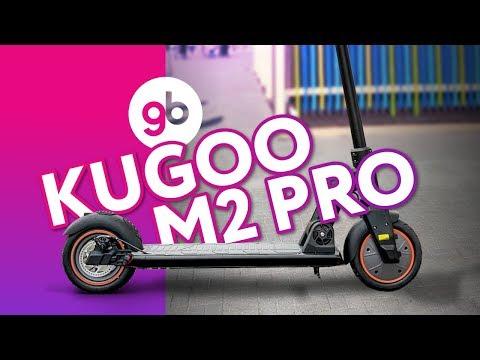 Электросамокат Kugoo M2 PRO - городской самокат. Новинка 2019 от JILONG
