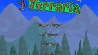 Taksi Recording Program Test - Terraria Menu Screen