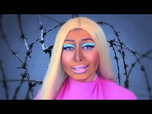 Катя Клэп - Пародия на Ники Минаж(Удалённое видео)