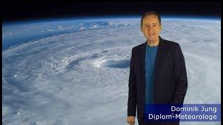 Hurrikan Florence nähert sich der US-Ostküste! (Mod.: Dominik Jung)
