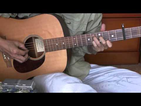 Edelweiss - Rodgers & Hammerstein II / Guitar solo